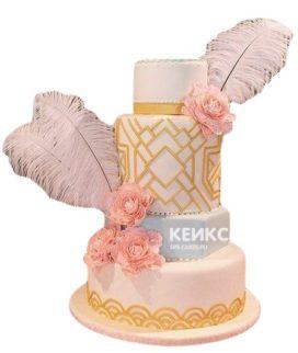 Свадебный торт Гэтсби