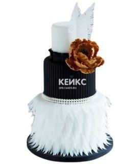 Свадебный торт Гэтсби 3