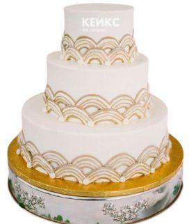 Свадебный торт Гэтсби 8