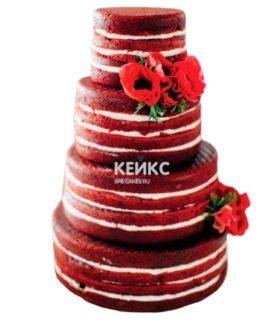 Свадебный торт марсала 2