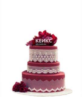 Свадебный торт марсала 3