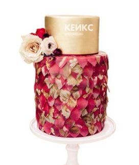 Свадебный торт марсала 5