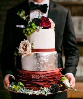 Свадебный торт марсала 7
