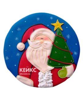 Торт Дед мороз 2