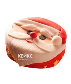 Торт Дед мороз 6