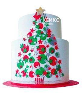 Торт Елка 1