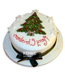 Торт Елка 13