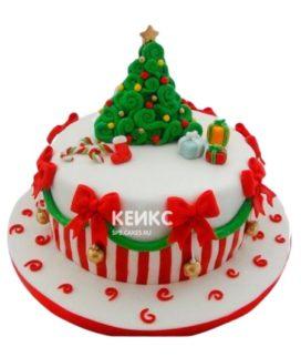 Торт Елка 6