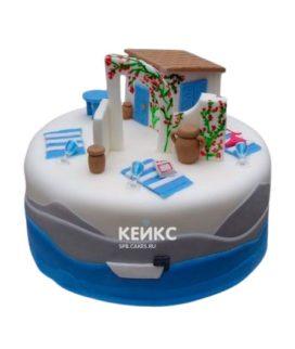 Торт Греческий 14