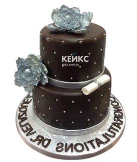 Торт коричневый 1