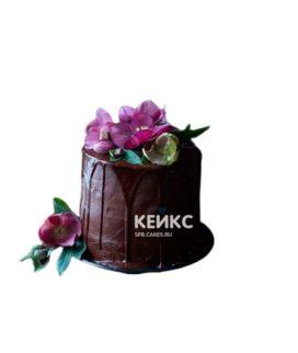 Торт коричневый 2