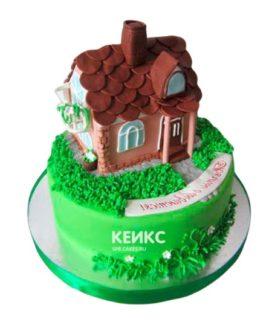 Торт на новоселье 11