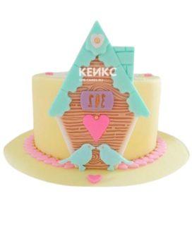 Торт на новоселье 5