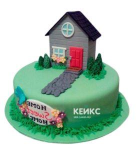 Торт на новоселье 6