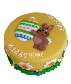 Торт на пасху 12