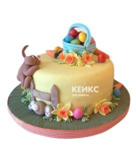 Торт на пасху 16