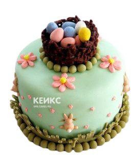 Торт на пасху 5