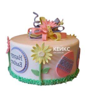 Торт на пасху 9