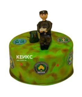 Торт на проводы в армию 1