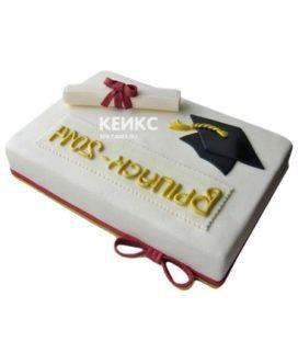 Торт на выпускной 11 класс 3