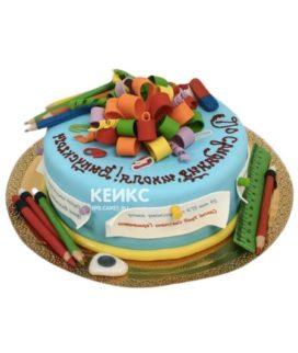Торт на выпускной 11 класс 7