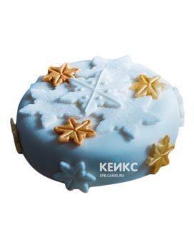 Торт Снежинка 1