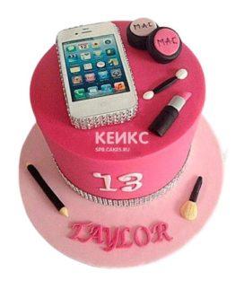 Торт Айфон 6