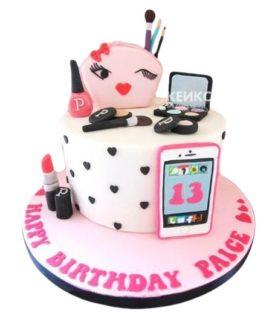 Торт Айфон 9