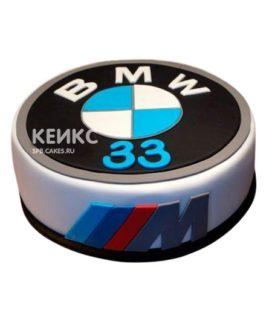 Торт БМВ 11