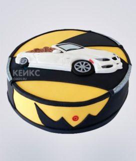 Торт БМВ 16