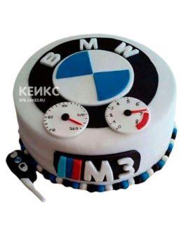 Торт БМВ 17