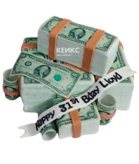 Торт Деньги 6