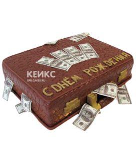 Торт Деньги 7