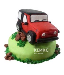 Торт Джип 6