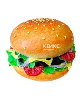 Торт Гамбургер 12