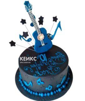 Торт Гитара 12