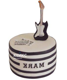 Торт Гитара 24