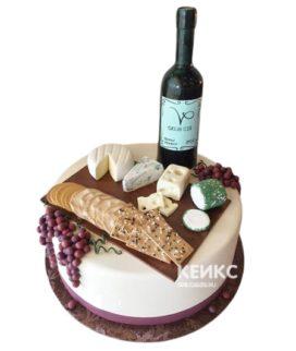 Торт в Итальянском стиле 1
