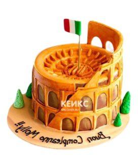 Торт в Итальянском стиле 2