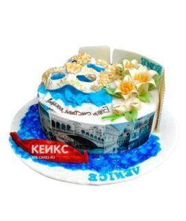 Торт в Итальянском стиле