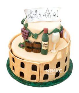 Торт в Итальянском стиле 3