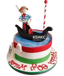 Торт в Итальянском стиле 4