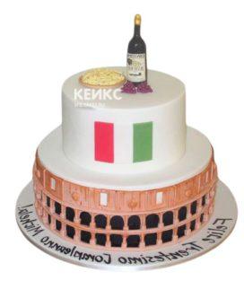 Торт в Итальянском стиле 6
