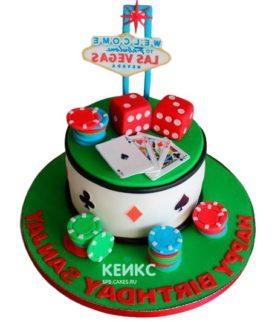 Торт Казино 12