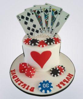 Торт Казино 13