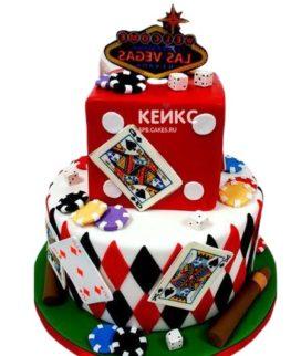 Торт Казино 17