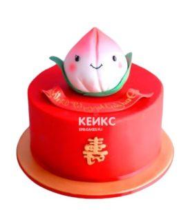 Торт в Китайском стиле 7