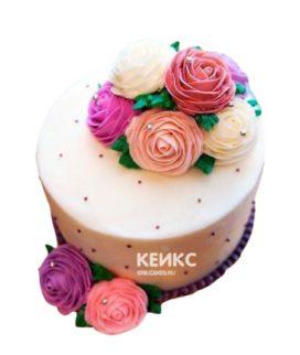 Торт в Корейском стиле 15