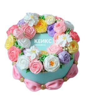 Торт в Корейском стиле 3