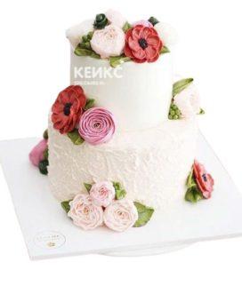 Торт в Корейском стиле 4